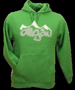 Kapuzenpulli »Iller« | grün