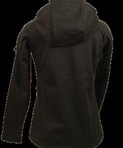 Softshell-Jacke DA »Iseler« | schwarz