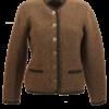 Strick-Jacke DA »Hochvogel« | braun