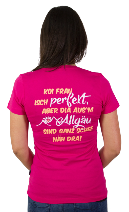 »Koi Frau isch perfekt« | magenta