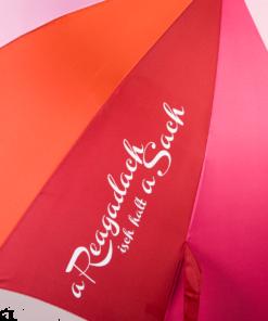 Regenschirm »Reagadach« | rot