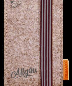 Filz-Tasche Smartphone »Elastikband«