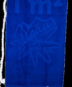 Handtuch »1 qm Allgäu« | Tinte