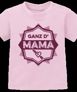 »Ganz d´Mama« | rosa