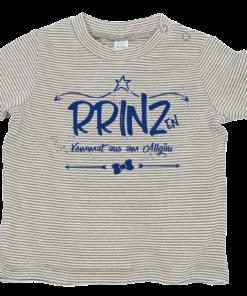 »Prinz«   hellgau-gestreift