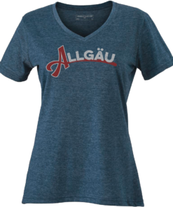 »Allgäu-Pitcher« | blau-meliert