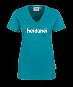 »Heidanei« | smaragd