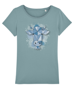 »Kuh Dreieck« | citadel blau