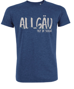 »Allgäu-Linie« | dark heather indigo