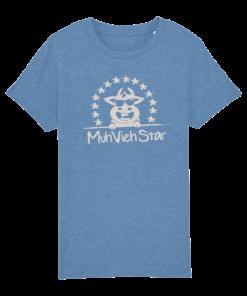»MuhViehStar« | hellblau-meliert